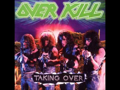 Overkill - Use your Head [High Quality with Lyrics]