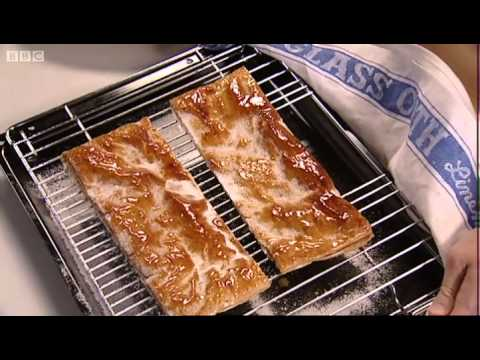 Summer fruit slice part 1 – Gary Rhodes Cookery Year – BBC Food
