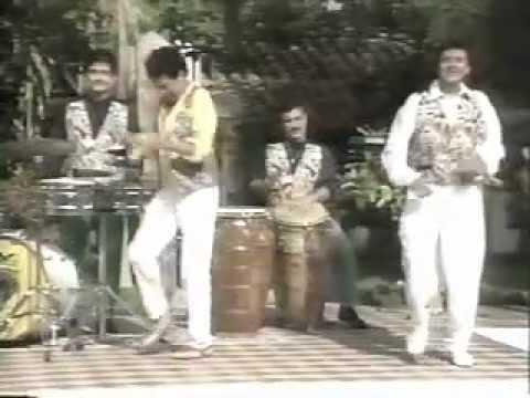 Gustavo Quintero - Me gusta bailar contigo - Los Graduados 1992