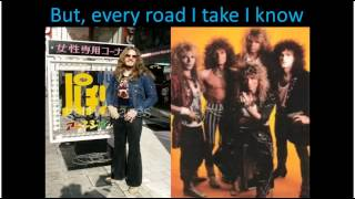 Whitesnake-Don't Break My Heart Again-Lyrics