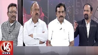 Special Debate On CM KCR Speech At India Today Canclave South 2018 | Good Morning Telangana