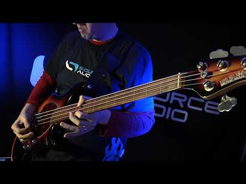 Soundblox 2 Manta Bass Filter: Effects Pedal Demo