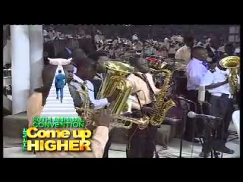 COME UP HIGHER by Pastor E. A. Adeboye