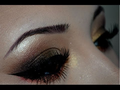 Tutorial : Bronzy for Prom ♥