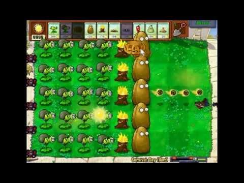 Plants Vs Zombies Hacked