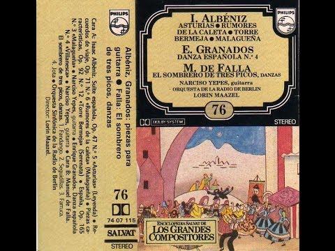 Исаак Альбенис - Op.92/12-Torre Bermeja