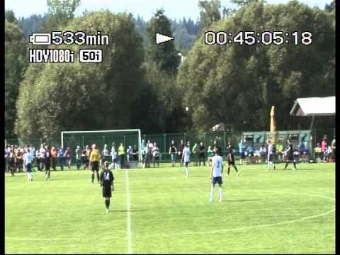Sestřih branek FK BAUMIT Jablonec U19 - FK Teplice