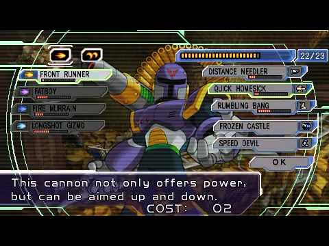 Mega Man Maverick Hunter X (Vile, Hard Mode)