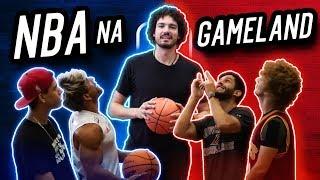 JOGAMOS COM UMA ESTRELA DA NBA - CONHEÇA O GIGANTE ANDERSON VAREJÃO!