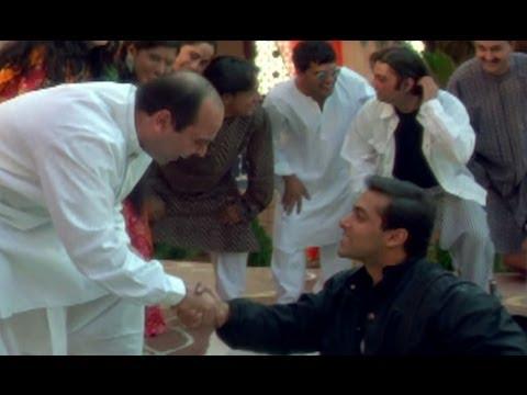 Salman Khan Welcomed Warmly By Aishwarya Rai's Family - Hum Dil De Chuke Sanam