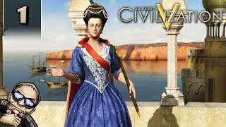Civilization 5 - Portugal Archipelago - Part 1