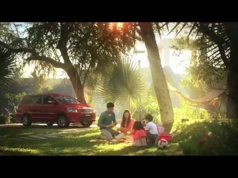 Toyota Innova car 2013 Latest Advertisement