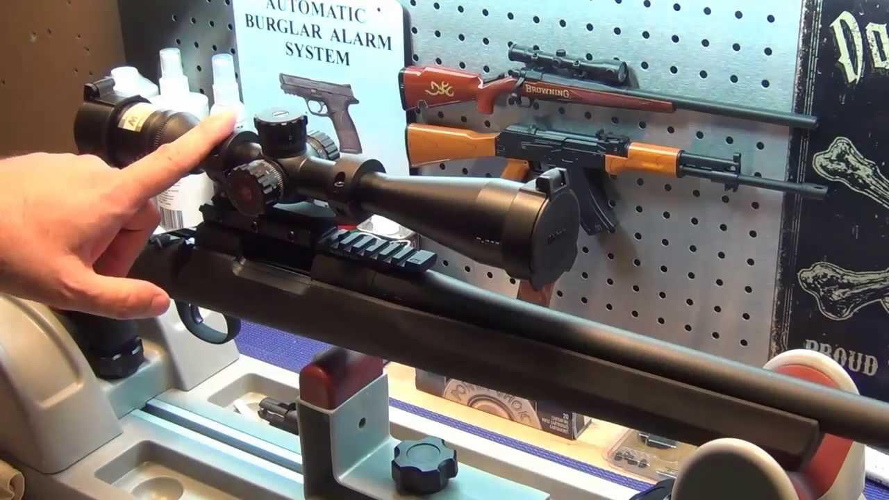 Nikon M 308 Bdc Rifle Scope Youtube