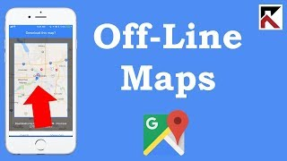 How To View Maps Offline Google Maps iPhone