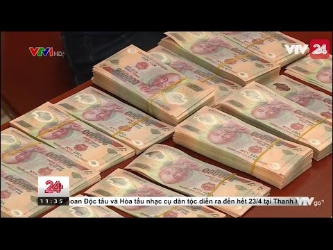 Tiền Giả: Giống 80% Tiền Thật - VTV24