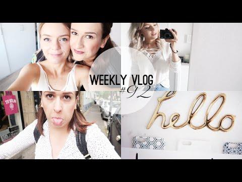 SCHMINKSAMMLUNGSUPDATE, RESTAURANT TIPPS & EM FAIL   Weekly Vlog #92
