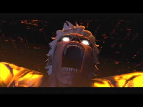 Asura's Wrath - E3 2011: Giant Gameplay