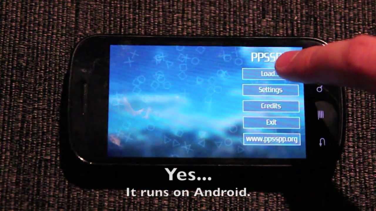 PPSSPP - PSP emulator - Apps on Google Play