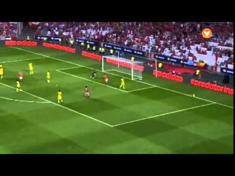 Benfica 2-0 Pa�os de Ferreira (1� Jornada) 2014/2015