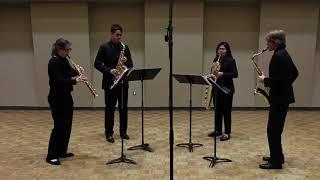 Quatuor de Saxophones (Ida Gotkovsky) - I. Misterioso