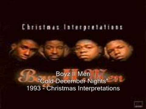 Boyz II Men - Cold December Nights
