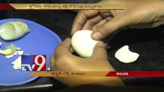 Plastic Eggs - TV9