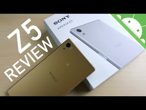 SONY XPERIA Z5 Review en Español