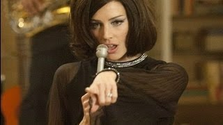 Jessica Paré Becomes Megan Draper And Sings Bisou Bisou