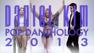Video clip Pop Danthology 2013 - Mashup of 68 songs!