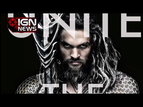 Zack Snyder Reveals Jason Momoa's Aquaman - IGN News