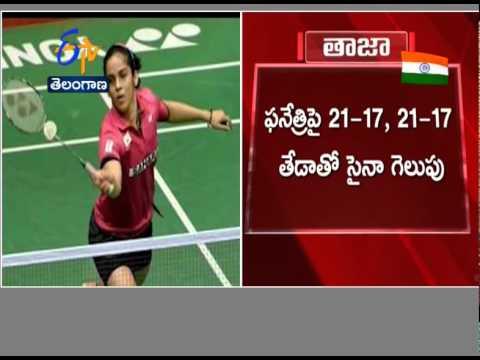 Saina Nehwal Creates History, Storms into Maiden World Badminton Championship Final