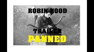 Robin Hood (2018 Movie) Steaming Turd Trailer Review