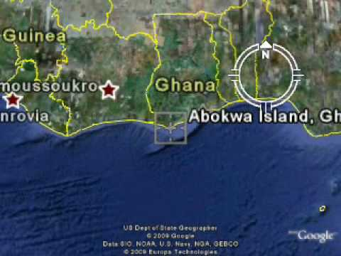 9G5XX GHANA. 20M SSB
