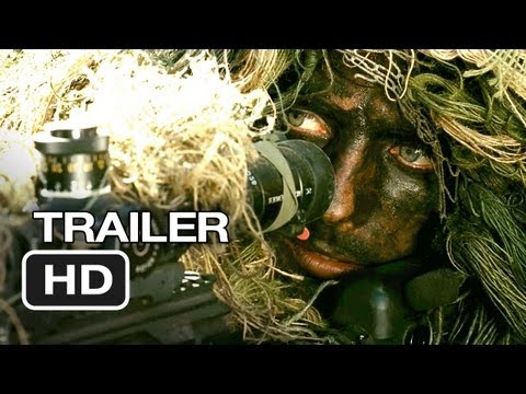 Special Forces Official US Release Trailer #1 (2012) - Diane Kruger, Djimon Houson Movie HD