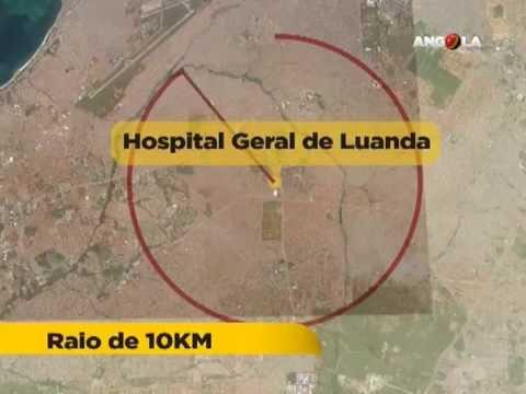 Angola Magazine - Funcionamento do hospital geral de Luanda