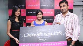 Priya Anand at Lakme Salons Womens Day Celebrations | Galatta Tamil