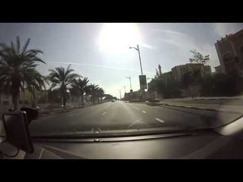 Driving in Dubai