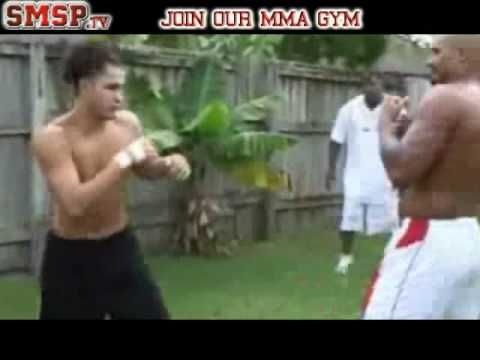 jorge masvidal vs kimbo slice street fight http:/www.smsp.tv Image 1