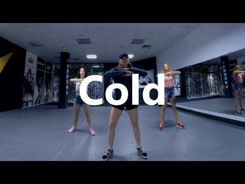 Cold - Maroon 5 feat. Future / J.Yana Choreography