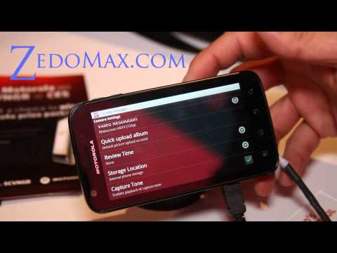 Motorola Atrix 4G Review!