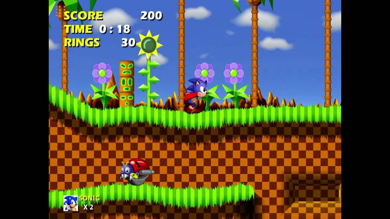 Sonic The Hedgehog rem...