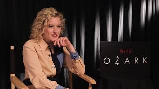 Julia Garner Talks Ozark Season 2