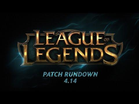 Patch Rundown – 4.14