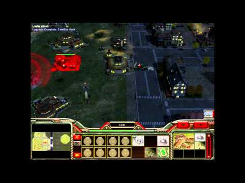 Command & Conquer Zero Hour Rise of the Reds: China vs USA