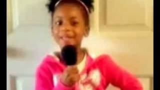 Baby JJ Sings Blue Mermaid by Jordin Sparks