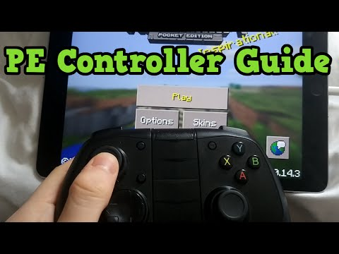 Minecraft PE Controller Guide / Review - Minecraft iOS