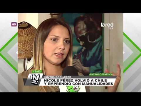 Siempre se puede salir adelante: El emprendimiento de Nicole Pérez tras su llegada a Chile