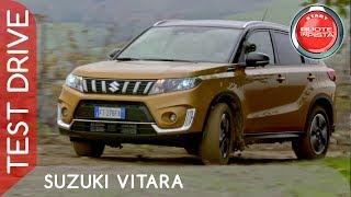 Nuova Suzuki Vitara a Ruote in Pista