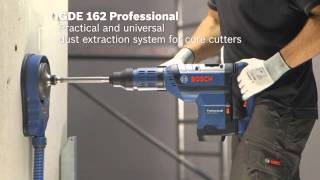 Bosch Professional Dust Extaction Systems