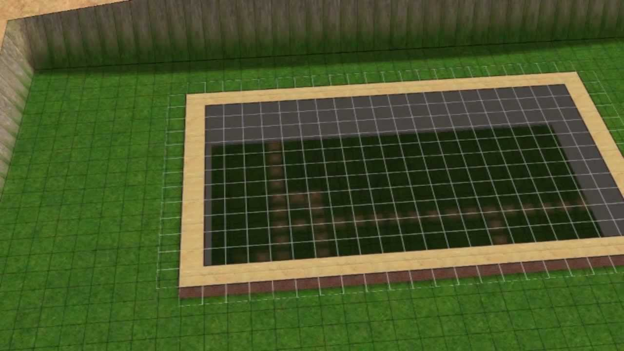 Sims 2 como hacer s tanos en tu casa youtube - Como crear tu casa ...